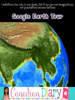 Geography: Natural Resources GoogleEarth Project