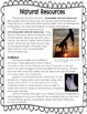 Natural Resources Interactive Booklet and More