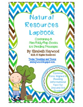 Natural Resources Lapbook