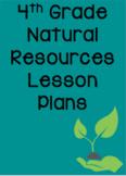 Natural Resources Lesson Plans