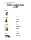 Natural Resources Match