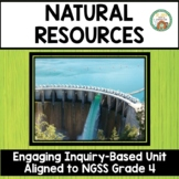 Natural Resources:  NGSS 4:ESS3-1