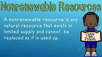 Natural Resources Presentation