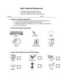 Natural Resources Quiz