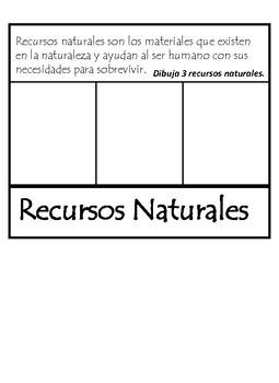 Natural Resources Recursos Naturales flipbook