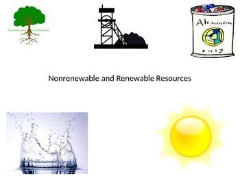 Natural Resources (Renewable, Non-renewable, conservation)