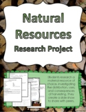 Natural Resources Research Project