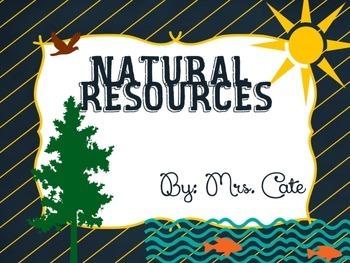 Natural Resources Set