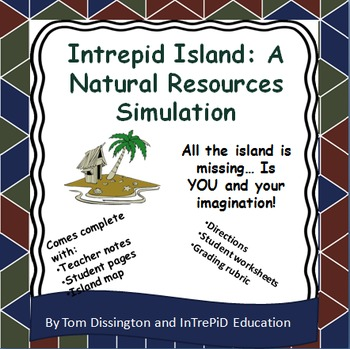 Natural Resources Interactive Simulation Game - Intrepid Island!