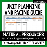 Natural Resources Unit Planning Guide