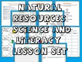 Natural Resources and Alternative Energy Science and Literacy Lesson Set (STAAR)