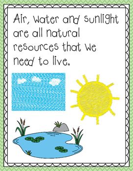 Natural Resources and Conservation