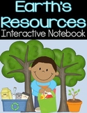 Natural Resources and Energy Interactive Notebook