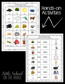 Natural Resources and How We Use Them