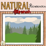 Natural Resources in Spanish
