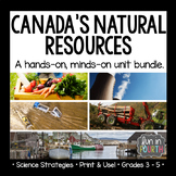Natural Resources of Canada - Inquiry Based Unit
