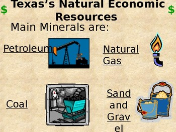 Natural Resources of Texas