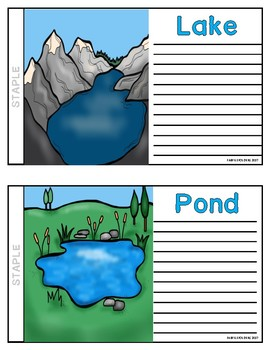 Natural Resources of Water Booklet