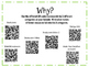 Natural Resources trifold & QR code links to videos and info