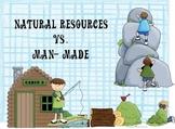 Natural Resources vs. Man Made Sort