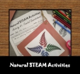 Natural STEAM Activities Growing Bundle