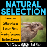 Natural Selection 5E Science Unit Plan for Third Grade