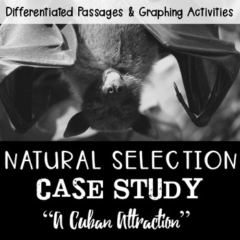 """Science Reading Activity: Natural Selection """"A Cuban Attraction"""""""