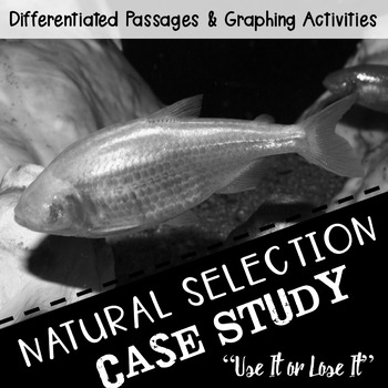 """Science Reading Activity: Natural Selection """"Use It or Lose It"""""""