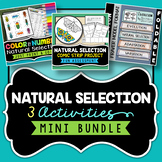 Natural Selection BUNDLE - 3 Activities Included (Save 30%)