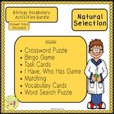 Natural Selection Biology Bundle