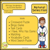 Natural Selection Biology Bundle