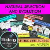 Natural Selection and Evolution Bundle