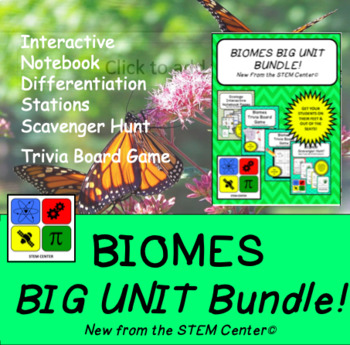 Biomes: BIG UNIT BUNDLE!