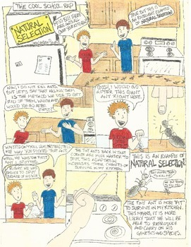 Natural Selection Comic