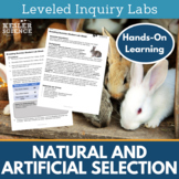 Natural and Artificial Selection Inquiry Labs