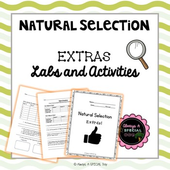 Natural Selection Labs and Activities