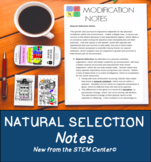 Natural Selection Notes