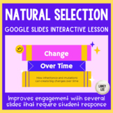 Natural Selection PPT & Student Notes plus Extention