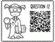 Natural Selection QR Code Hunt (Content Review or Notebook Quiz)