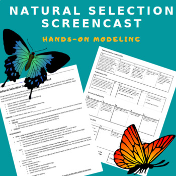 Natural Selection Screencast/Modeling Assignment