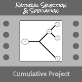 Natural Selection Speciation Project