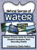 Natural Sources of Water
