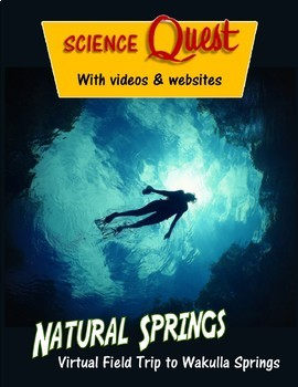 Natural Springs Virtual Field Trip Internet Activity