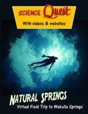 Natural Springs Virtual Field Trip Internet Activity