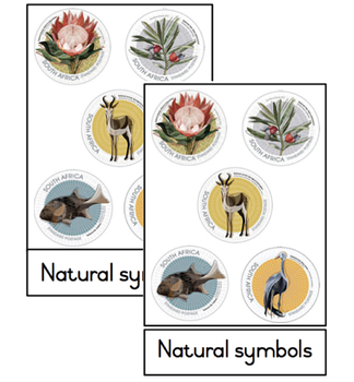 Natural Symbols of South Africa