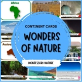 Natural Wonders of the Seven Continents