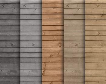 Natural Wood Textures Papers, Natural, Wood, Set # 263