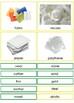Natural and Man-made Materials Sorting Cards