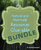 Natural and Manmade Resources Bundle