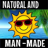 Natural and man- made
